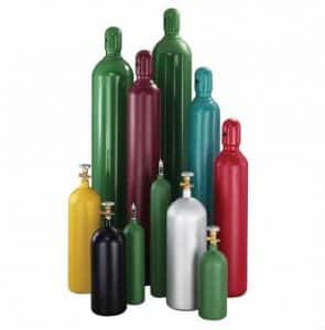 reusable helium cylinders