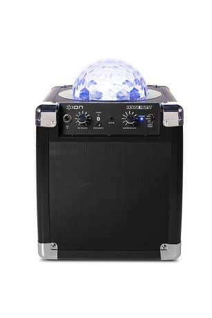 Portable Sound System with Party Lights & Microphone Rental   Party Rental  Depot Calgary