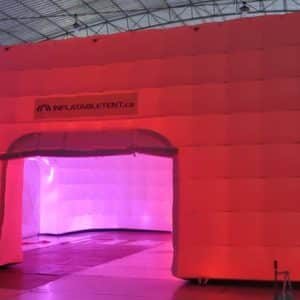 red good time party rental cude tent